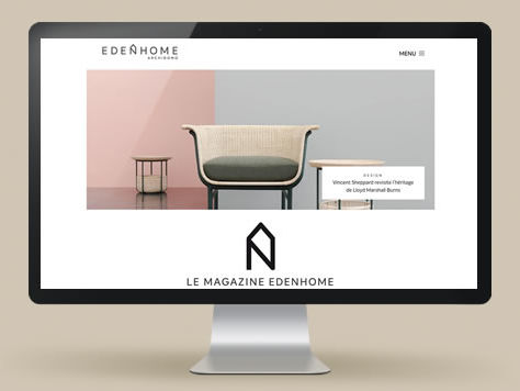 Frametonic Digital Agency - Web design for decoration and furniture companies - Paris - Raleigh -