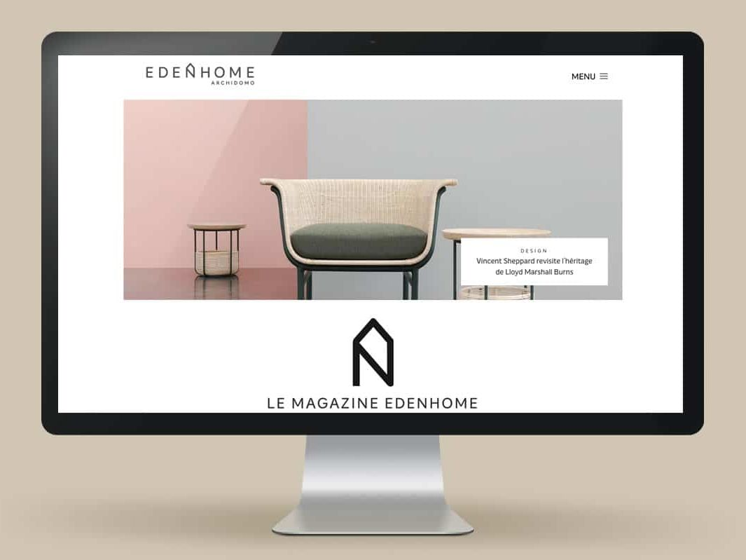 Frametonic Digital Agency - Web design for architectural offices architecture decoration - Paris - Raleigh -